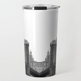 L.A in New York Travel Mug