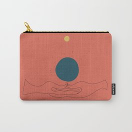 Dhyana mudra Carry-All Pouch