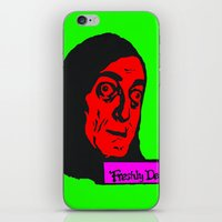 "gore iPhone & iPod Skins featuring No, it's pronounced ""Eye-gore"" 3 by Kramcox"
