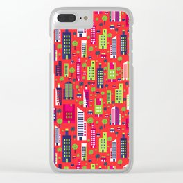 City of Colors Clear iPhone Case