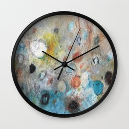 Earthy Secrets  Wall Clock