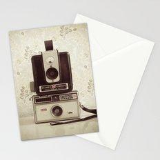 Vintage Cameras Stationery Cards