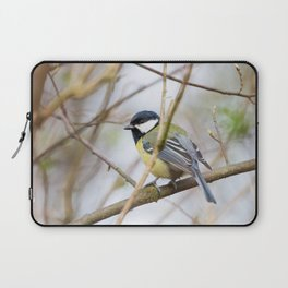 The Great Tit Laptop Sleeve