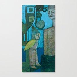 Mechanisms of Belief 3 Canvas Print