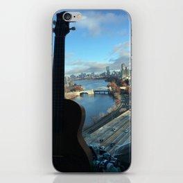 Boston Ukulele iPhone Skin