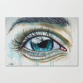 Your Love Awakens Me Canvas Print