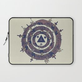 The Cycle Laptop Sleeve