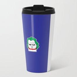 The Joker Years  Metal Travel Mug