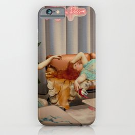 FUEL YOUR PASSION iPhone Case
