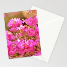 Pretty Pink Petals Stationery Cards