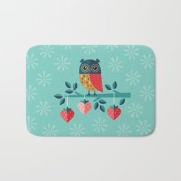 OWL ALWAYS LOVE YOU Bath Mat