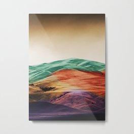 Landscape love Metal Print