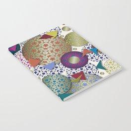 Penrose Tiling Inspiration Notebook
