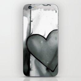 Heart Dreams 1N by Kathy Morton Stanion iPhone Skin