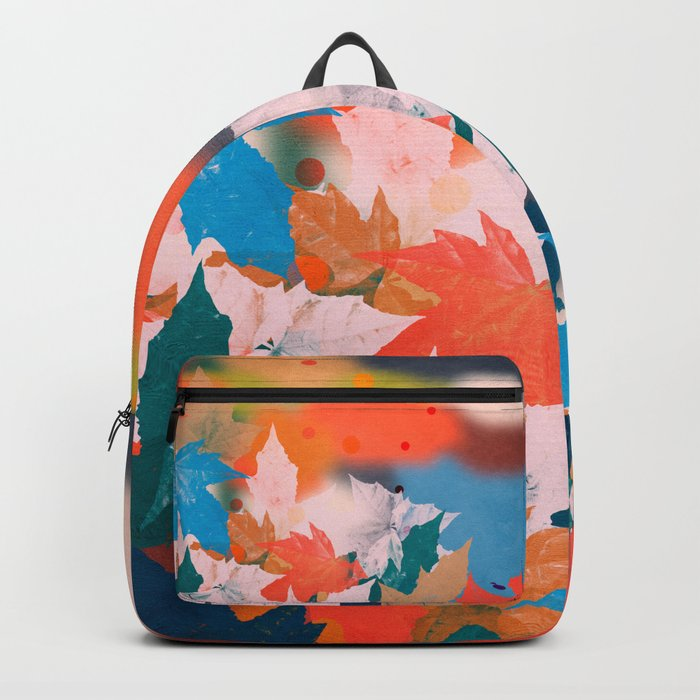 Autumn expressions Backpack