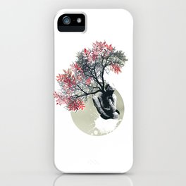 Milky weed iPhone Case