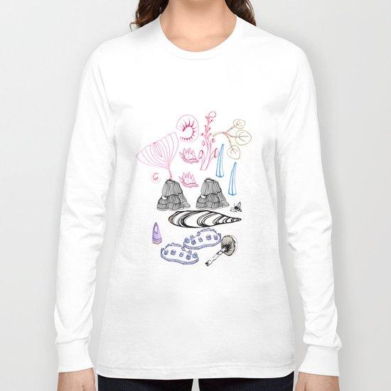 Bits & Pieces Long Sleeve T-shirt