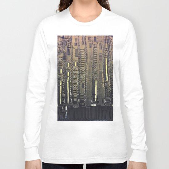Inner life / Facade 22-12-16 Long Sleeve T-shirt