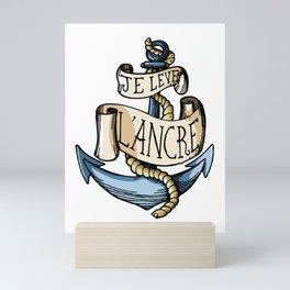 Anchor Mini Art Print