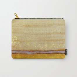 Colour Scheme For The Dining Room Of Aubrey House By James Mcneill Whistler | Reproduction Carry-All Pouch