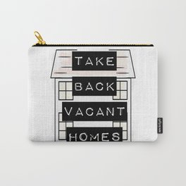 Take Back Vacant Homes Carry-All Pouch