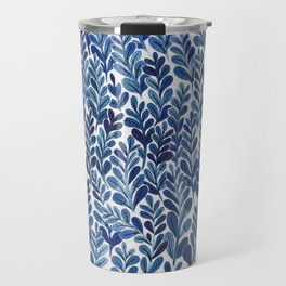 Indigo blues Travel Mug