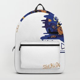It's a Hoo done it Backpack