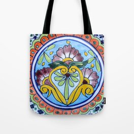 Talavera Five Tote Bag