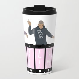 Drake Hotline Bling Travel Mug