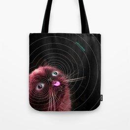 HypnoCat Tote Bag