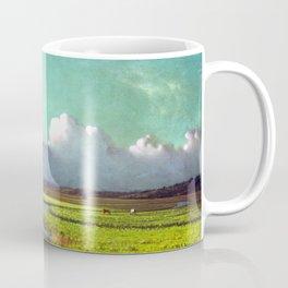 Martin Johnson Heade Sunlight Shadow Newbury Marsh Coffee Mug