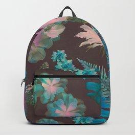 Exotic Gloomy Garden Backpack