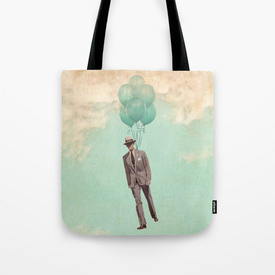 The light suit Tote Bag