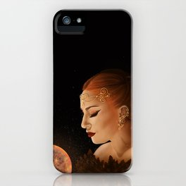Magical Lady iPhone Case