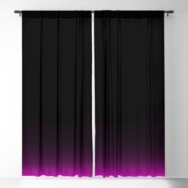 Pluto Sunrise Blackout Curtain