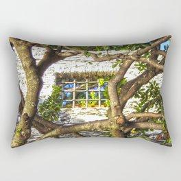 Finestra a Nervi Rectangular Pillow