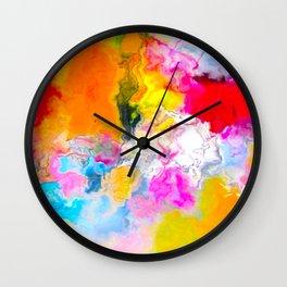 Splat !! Wall Clock