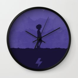 Killua Wall Clock