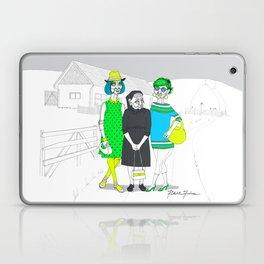 OldLadies Laptop & iPad Skin