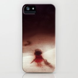 We'll Go Together (landscape) iPhone Case