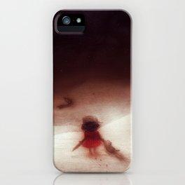 We'll Go Together (landscape) iPhone Case