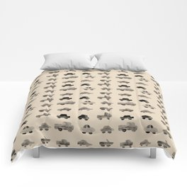 Trucks and Cars Comforters