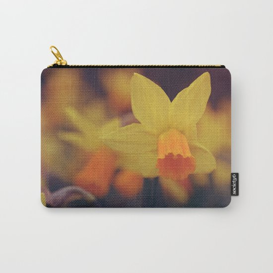 Yellow Narcissus #2 Carry-All Pouch