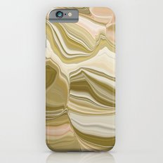 Pink botswana agate Slim Case iPhone 6s