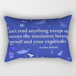 Read. Rectangular Pillow