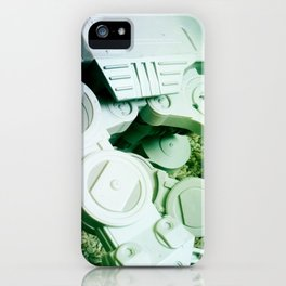 """I think our AT-AT needs some work sir"" iPhone Case"
