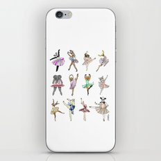 Animal Ballet Hipsters LV iPhone Skin