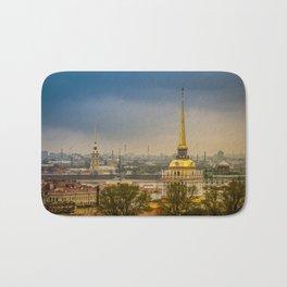Saint Petersburg Admiralty Bath Mat
