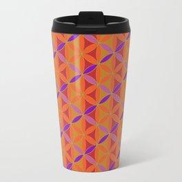 Flower of Life Pattern 14 Travel Mug
