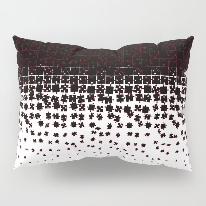 Be at Peace Not in Pieces Pillow Sham